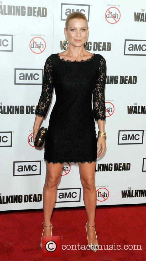 Laurie Holden, Andrea and The Walking Dead 3