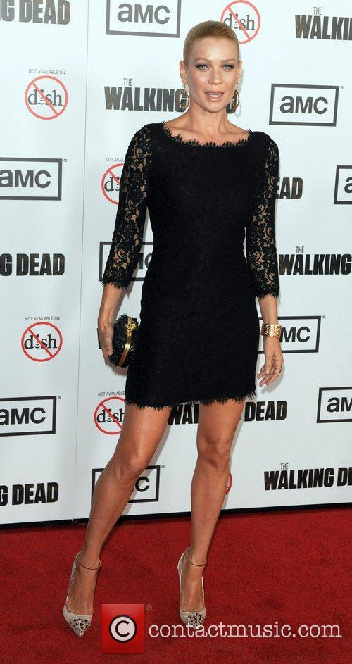 Laurie Holden, Andrea and The Walking Dead 2