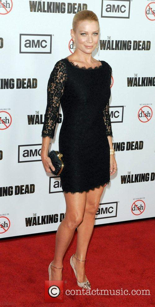 Laurie Holden, Andrea and The Walking Dead 4