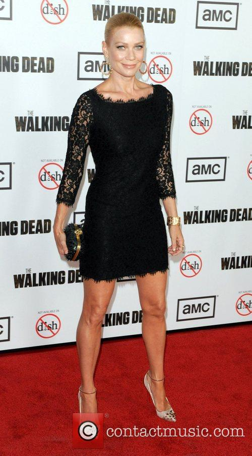 Laurie Holden, Andrea and The Walking Dead 1