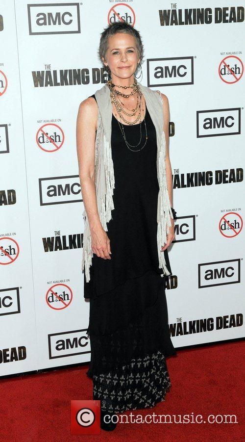 Melissa Mcbride, Carol and The Walking Dead 2