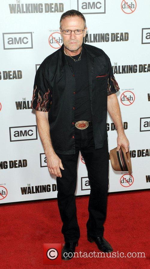 Michael Rooker, Merle Dixon and The Walking Dead 1