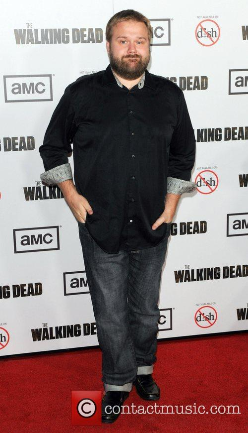 Robert Kirkman, The Walking Dead Premiere