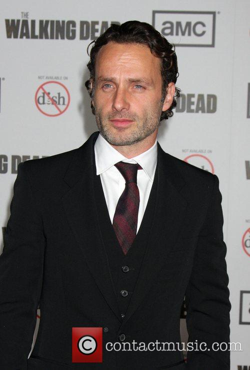 Andrew Lincoln, The Walking Dead Premiere