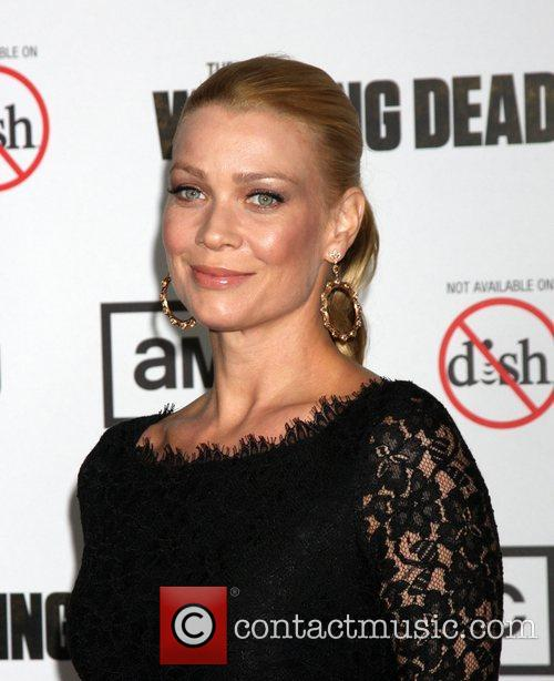 Laurie Holden and The Walking Dead 6