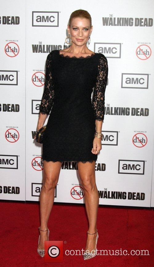 Laurie Holden and The Walking Dead 7
