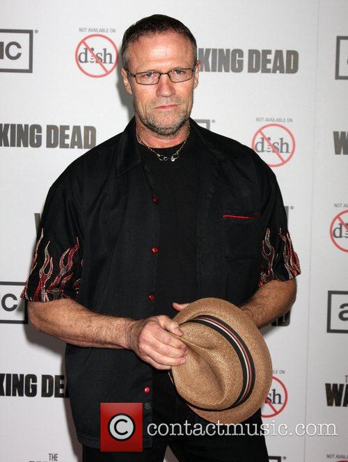 Michael Rooker and The Walking Dead 2