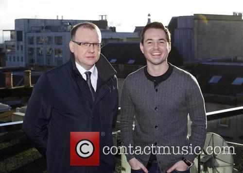 Paul Ferris and Martin Compston 3