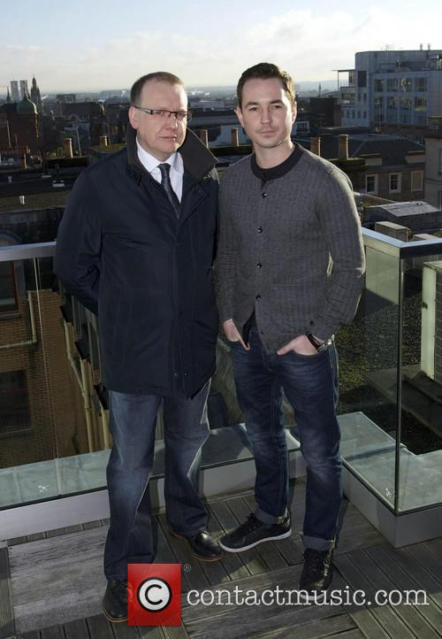 Paul Ferris and Martin Compston 9