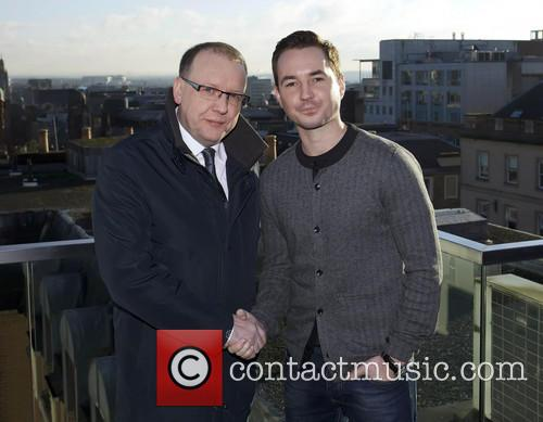 Paul Ferris and Martin Compston 6
