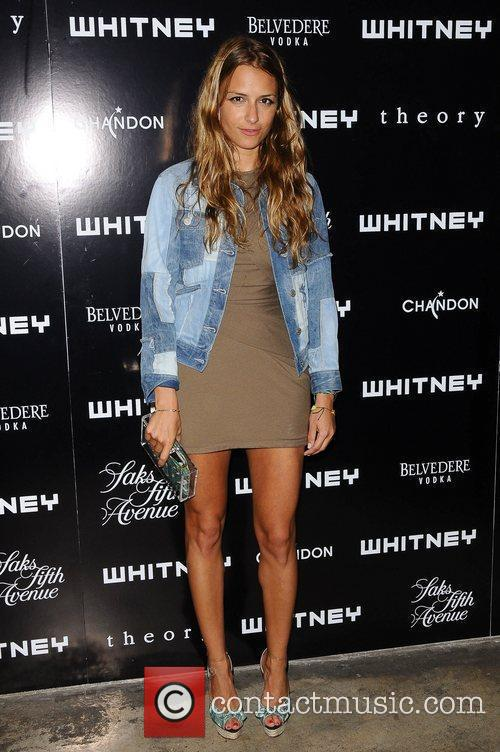 Charlotte Ronson 2012 Whitney Art Party at Skylight...