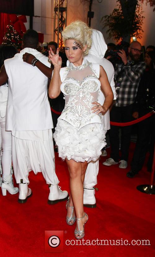 CeCe Frey The 'X Factor' Season Finale performances...