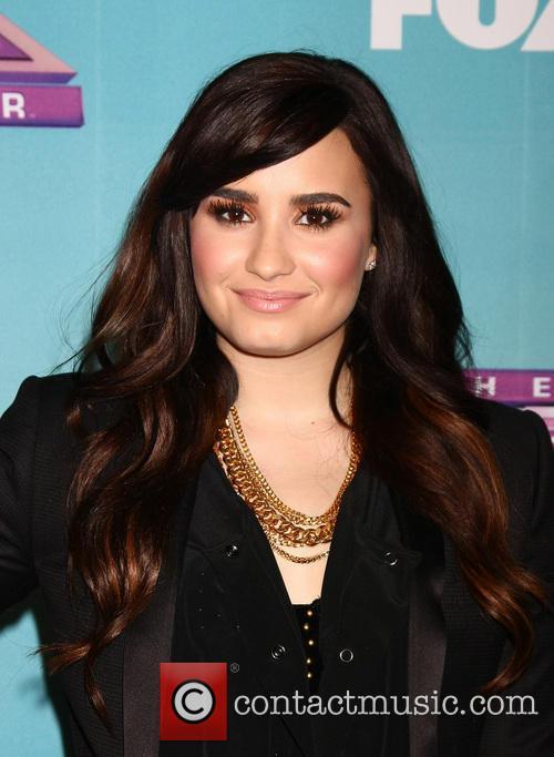 Demi Lovato The 'X Factor' Season Finale performances...