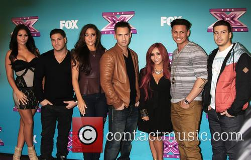 Jenni Farley, Ronnie Ortiz-magro, Sammi, Sweetheart' Giancola, Mike, The Situation' Sorrentino, Nicole, Snooki' Polizzi, Paul, Pauly D and Vinny Guadagnino 5