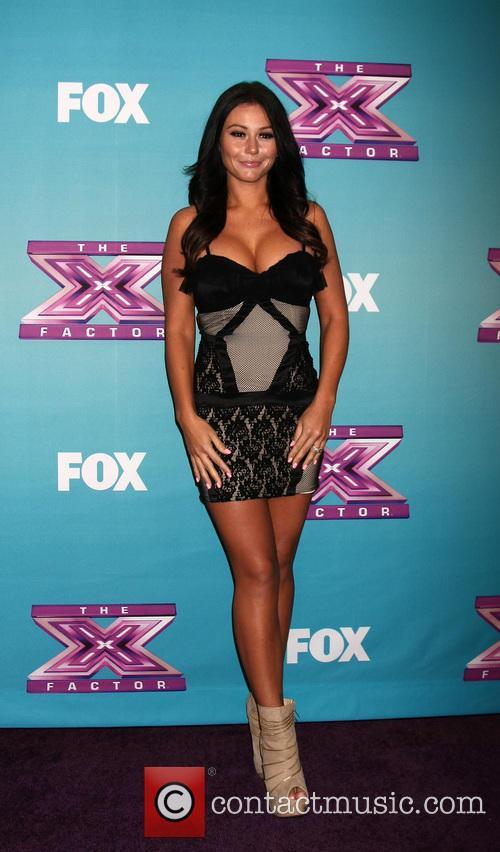 Jenni 'Jwoww' Farley The 'X Factor' Season Finale...