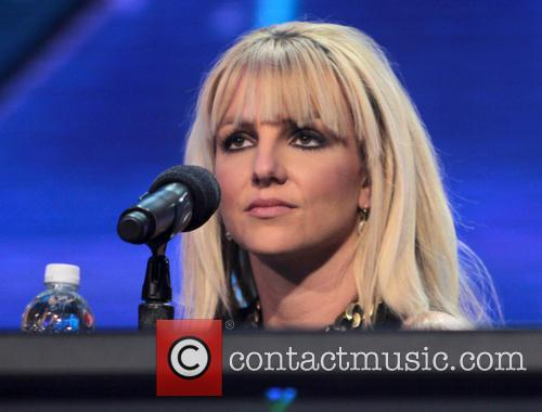 Britney Spears and X Factor 4