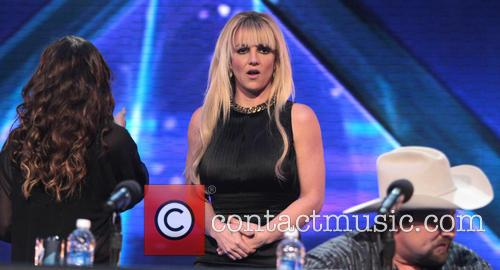 Britney Spears and X Factor 6