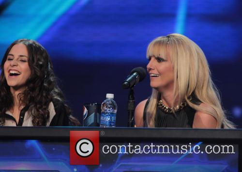 Carly Rose, Britney Spears and X Factor 8
