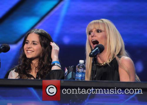Carly Rose, Britney Spears and X Factor 5