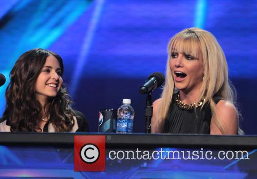 Carly Rose, Britney Spears and X Factor 11