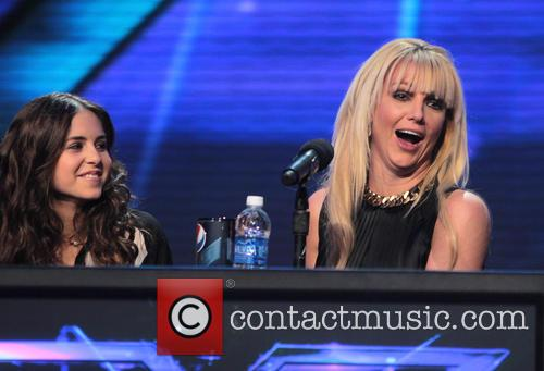 Carly Rose, Britney Spears and X Factor 12