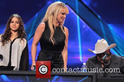 Carly Rose, Britney Spears and X Factor 10