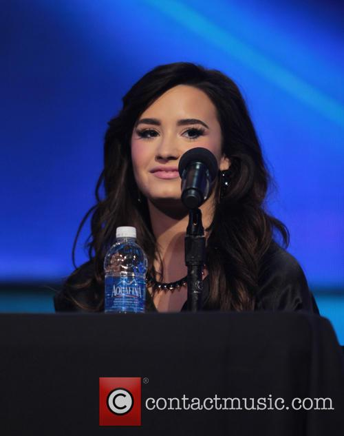 Demi Lovato and X Factor 6