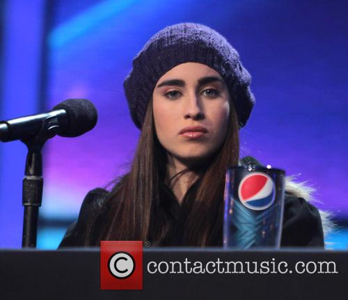 Fifth Harmony X Factor USA finals Press Confrence...