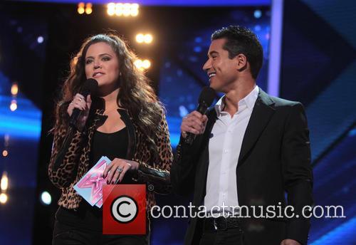 Khloe Kardashian, Mario Lopez and X Factor 2