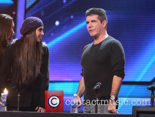 Simon Cowell, Fifth Harmony and X Factor 8