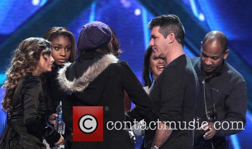 Simon Cowell, Fifth Harmony and X Factor 5