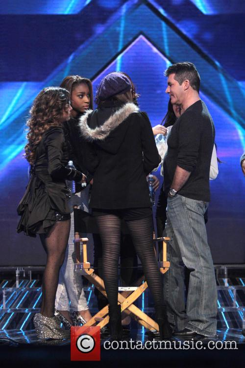 Simon Cowell, Fifth Harmony and X Factor 7