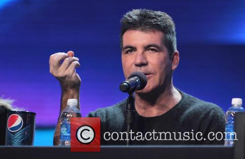Simon Cowell and X Factor 2
