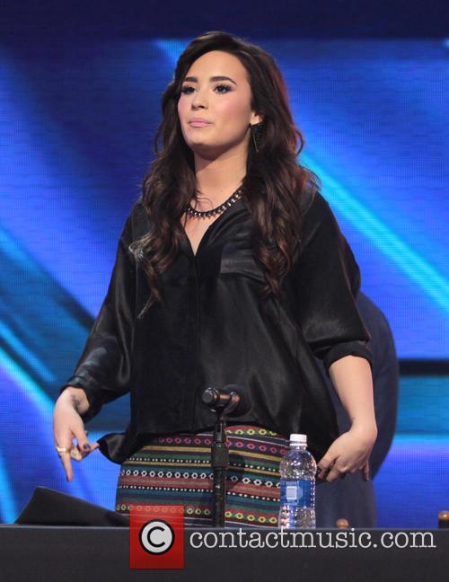Tate Stevens, Demi Lovato and X Factor