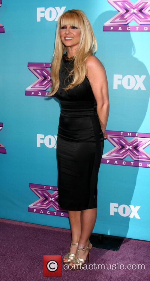 Britney Spears and X Factor 11