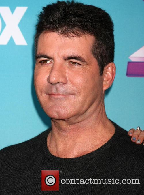 Simon Cowell and X Factor 1