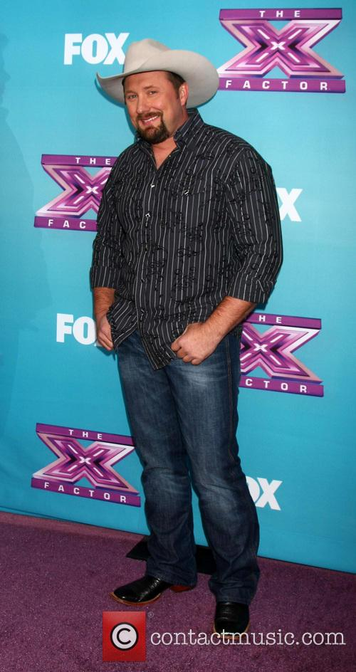 Tate Stevens and X Factor 1