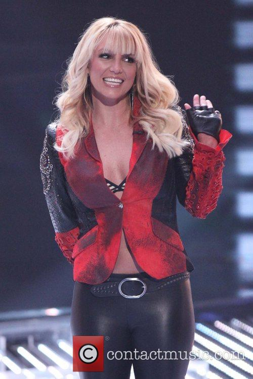 Britney Spears and The X Factor 1