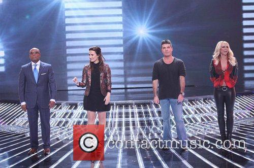 Reid, Demi Lovato, Simon Cowell, Britney Spears and The X Factor 2