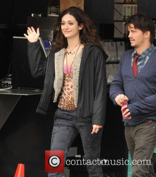 Emmy Rossum and Jason Ritter 6