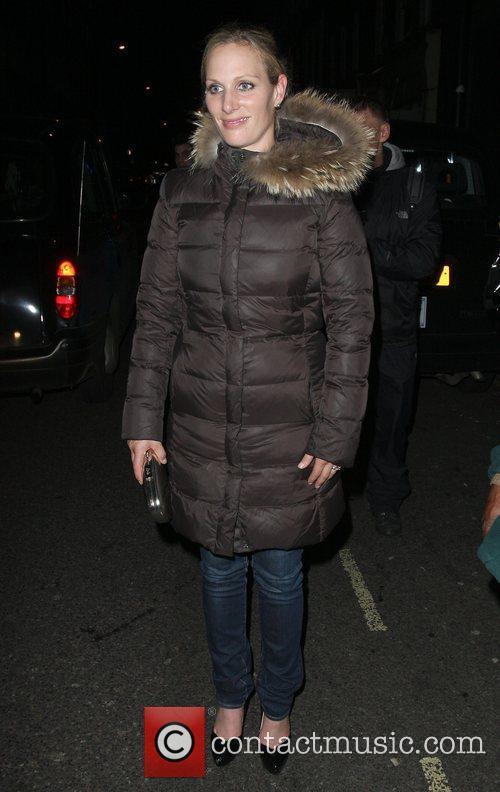 Zara Phillips 16
