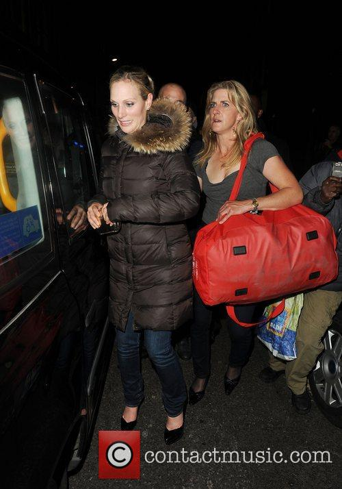 Zara Phillips 1