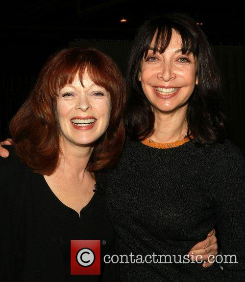 Frances Fisher and Illeana Douglas 11