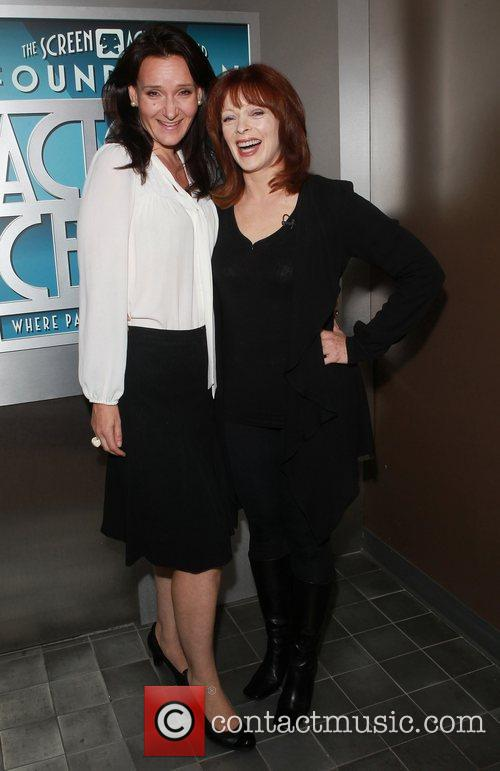 Frances Fisher and Rochelle Rose 10