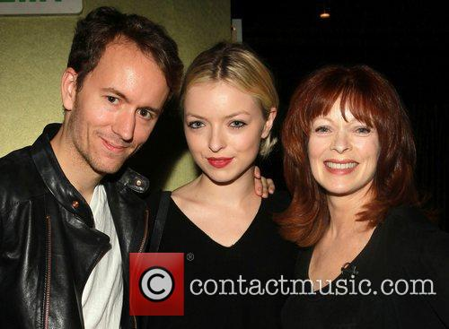 Tyler Shields, Francesca Eastwood and Frances Fisher 3