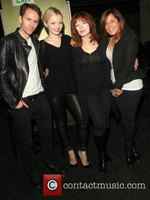 Tyler Shields, Francesca Eastwood, Frances Fisher  A...