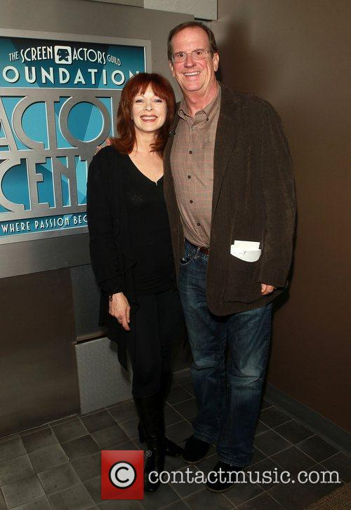 Frances Fisher and Pete Hammond 6