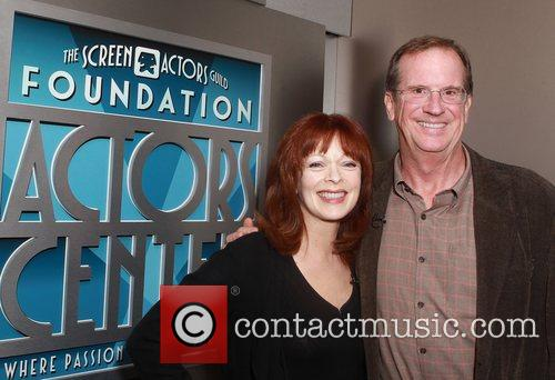 Frances Fisher and Pete Hammond 8