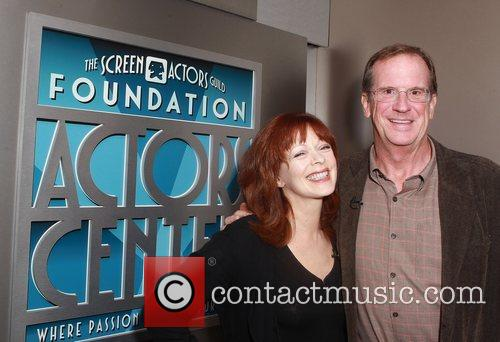 Frances Fisher and Pete Hammond 1
