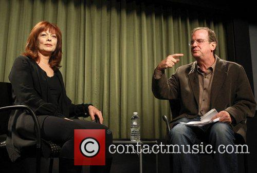 Frances Fisher and Pete Hammond 9